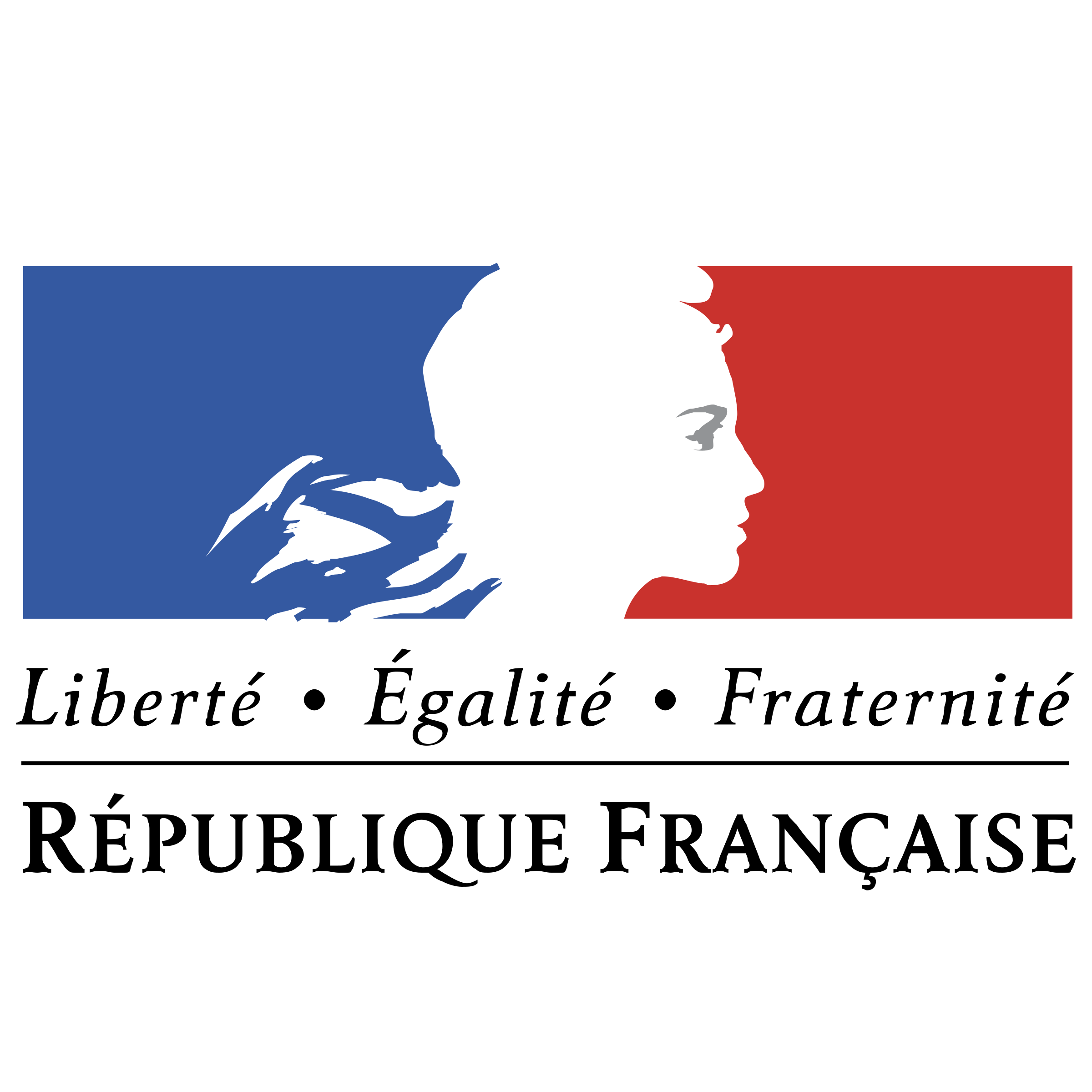 republique francaise logo png transparent